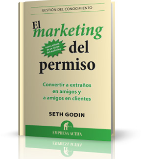 libro el marketing de permiso de seth godin