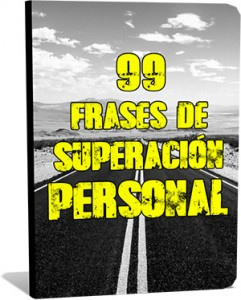 99 Frases superacion personal
